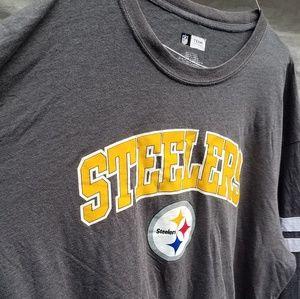 Pittsburgh Steelers 3XL long sleeve T shirt